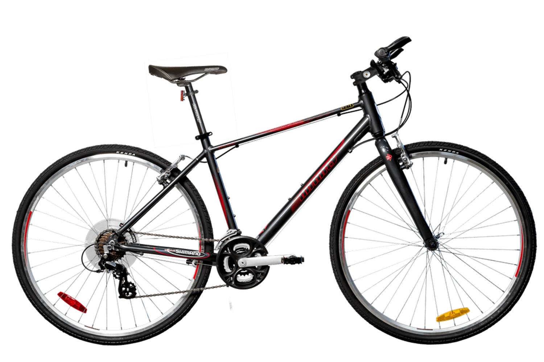 Boss One St 21 Sd Hybrid Bike